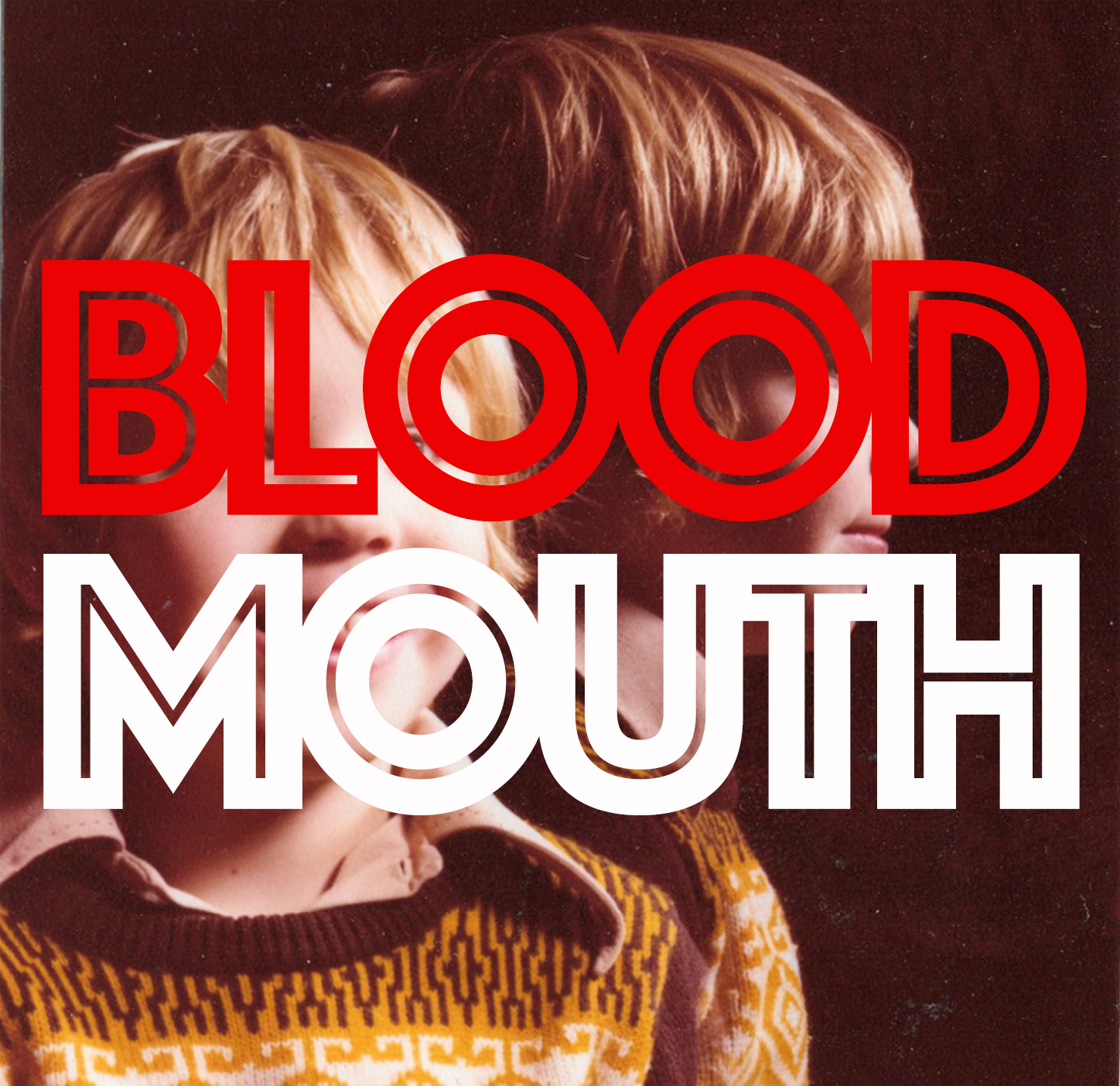 Blood Mouth Cover